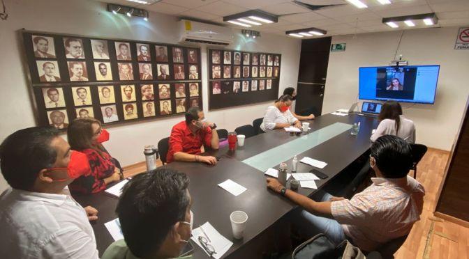 Diputados electos del PRI van por una Agenda Legislativa Ciudadana